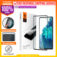 Tempered Glass Samsung Galaxy S20 FE Spigen Glas tR Full Cover HD