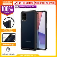 Case Samsung Galaxy M51 Spigen Ultra Hybrid Anti Crack Clear Casing