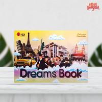 Dreambook ready stock