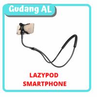 lazypod hp / lazy pod leher / lazypod jepit hp / tripod leher