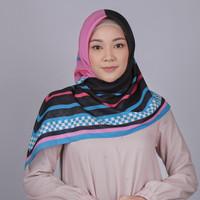 Zoya Kerudung Hijab Segi Empat Amoret Scarf