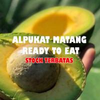 ALPUKAT MATANG READY TO EAT