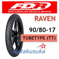 Ban Luar FDR Raven Tubetype (TT) 90/80 - 17