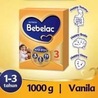 Bebelac 3 Vanilla / Vanila 1000 gr