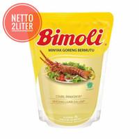 Minyak Goreng Bimoli/ Sania/ Filma/ Rose Brand 2 Liter