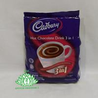 Cadbury Hot Chocolate Drink 3in1 450gr (15 scht x 30gr)