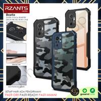 RZANTS Case Xiaomi Redmi Note 10/10s/Pro (4G) Beatle Bumper Anti Crack - Note 10 Pro 4G, Camo Black