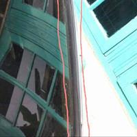karet lis kaca depan civic fd