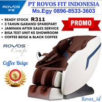 Kursi Pijat rovos r311 atau r300 massage chair rovos alat pijat