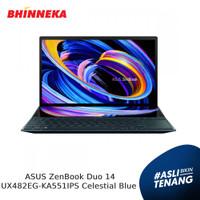 ASUS ZenBook Duo 14 UX482EG-KA551IPS/Intel Core i5/8GB/512GB/Win10Home