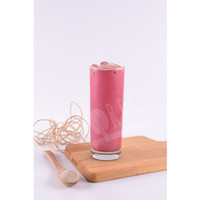 Bubuk Minuman RED VELVET Powder 500g - FOREST Bubble Drink TC