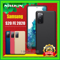 SAMSUNG GALAXY S20 FE S20FE NILLKIN HARD CASE FROSTED COVER PC CASING