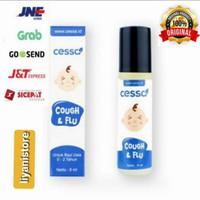 CESSA COUGH N FLU ( 0-2thn ) ESSENTIAL OIL pereda pilek dan batuk bayi