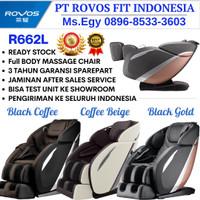Kursi pijat ROVOS R662L READY STOCK massage chair rovos SALE BIG PROMO