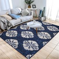 Karpet Modern Minimalis Anti Slip 100 x 140 cm Tivoli 09