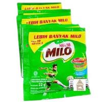 Pasarnow Milo Susu Bubuk Cokelat 10x22g - 1 Pak