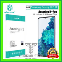 SAMSUNG GALAXY S20 FE S20FE TEMPERED GLASS NILLKIN AMAZING H+ PRO 9H - CLEAR