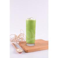 Bubuk Minuman MATCHA GREEN TEA Powder 500g - FOREST Bubble Drink TC