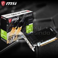 MSI Geforce GT 730 2GD3H LP 2GB DDR3 - N730K-2GD3H/LP
