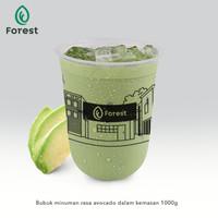 Bubuk Minuman AVOCADO Powder - FOREST Bubble Drink TC