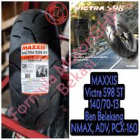 140/70-13 Maxxis Victra Ban Motor Ring 13 Tubeless - NMAX ADV PCX160