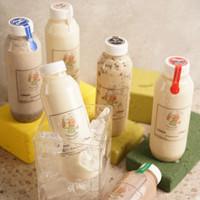Susu kacang kedelai homemade Grandma soya / Soy Milk fresh setiap hari - Soya Original, 500 ML