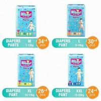 Baby Happy Diapers Pants M 34+4 / L 30+4 / XL 26+4
