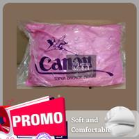 Bantal Kepala / Guling Murah Dacron Canon - Bantal