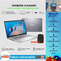 Laptop Asus Vivobook A416JP VIPS551 i5 1035G1 MX330 4GB 512GB 14 FHD
