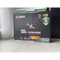 Motherboard MSI MAG B550 Tomahawk AMD Ryzen AM4 B550