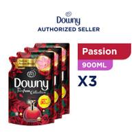 Downy Pewangi dan Pelembut Pakaian Konsentrat Passion 900ml - isi 3