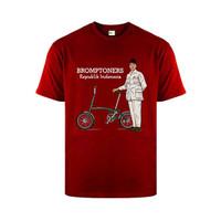 T Shirt Bromptoners Repoeblik - Official Merchandise TEMPO Media