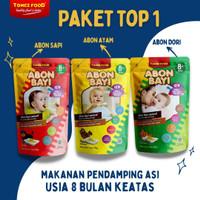 ABON BAYI TOMEZ TOP 1 (Sapi, Ayam, Dori)