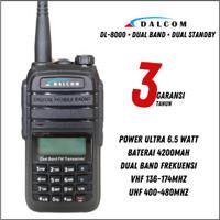 HT DALCOM JAPAN DL-8000 DUAL BAND