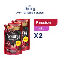 Downy Pewangi dan Pelembut Pakaian Konsentrat Passion 1,45L - isi 2