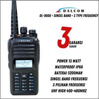 HT DALCOM JAPAN DL-9000 SINGEL BAND WATERPROOF IP68 - UHF 330-400MHz