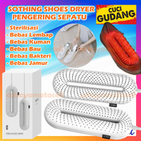 Sothing Shoes Dryer Pengering Sepatu Sterilisasi Shoe Dryer