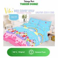 Bed Cover BTS Tanpa Sprei Set BC Dewasa Chibi BTS Bad Cover No 1 Halus