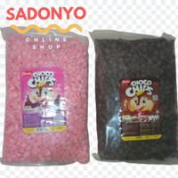 Simba Choco Chips Crunch Sereal Coklat Kiloan 1 Kg BPOM Dijamin HALAL