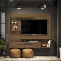 PROMO Backdrop TV Dinding Minimalis Multiplek HPL Untuk TV LCD 60