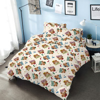 Kintakun Comforter Only / Tanpa Sprei King 180 Dluxe Microtex