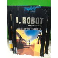 Oxford Bookworms Library: I, Robot Short Stories by Isaac Asimov(BEKAS