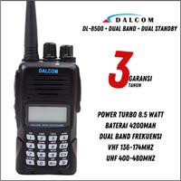 HT DALCOM JAPAN DL-8500 DUAL BAND
