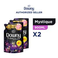 Downy Pewangi dan Pelembut Pakaian Konsentrat Mystique 900ml - isi 2