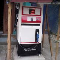 mesin pom mini digital 1 nozzle