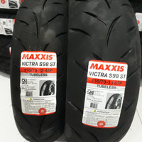 Ban NMAX MAXXIS MAFIST uk standart SEPASANG 110/70-13 & 130/70-13
