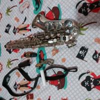 baby saxophone curved soprano saksofon sopran