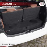 All new INNOVA/VENTURER 2016-2021 CELLO subwoofer belakang tanam audio