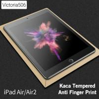 MATTE IPAD Air / Air 2 9.7 Tempered Glass Anti Finger Print Premium