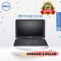LAPTOP DELL LATITUDE E5530 CORE I5 GEN 3/4GB/320GB HDD SECOND GARANSI